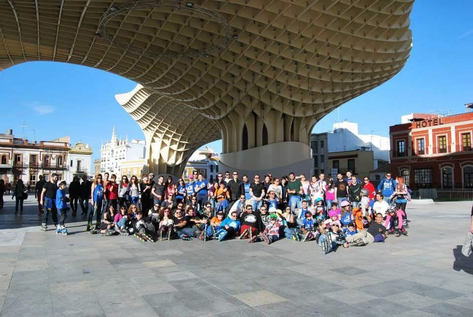 Ruta Domingo 13 en Sevilla