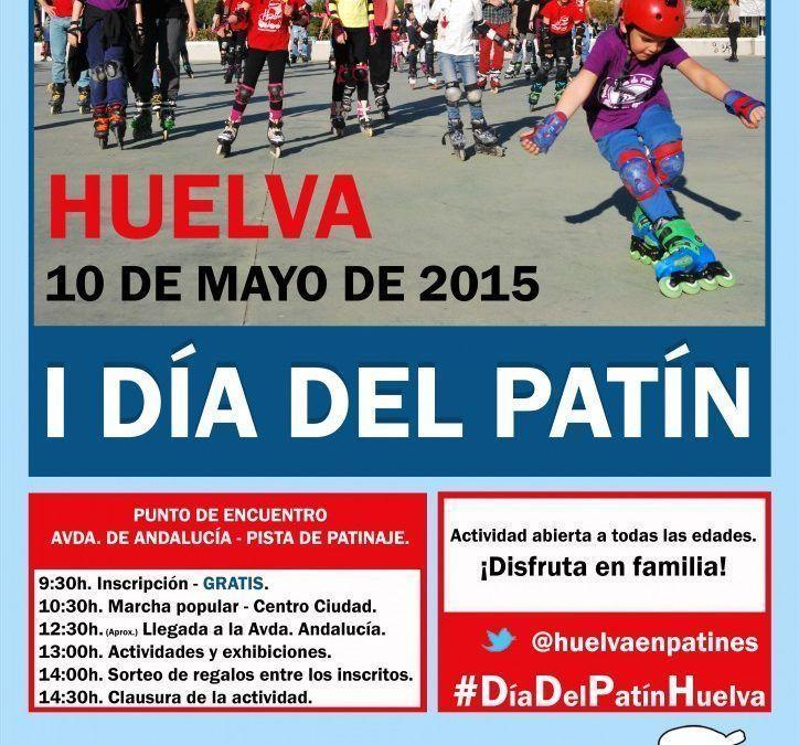 I DÍA DEL PATÍN DE HUELVA DOMINGO 10 DE MAYO