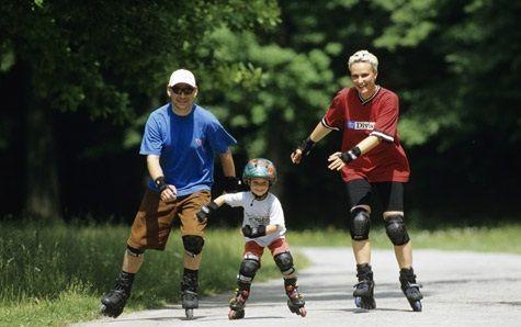 alquiler de patines - unity roller