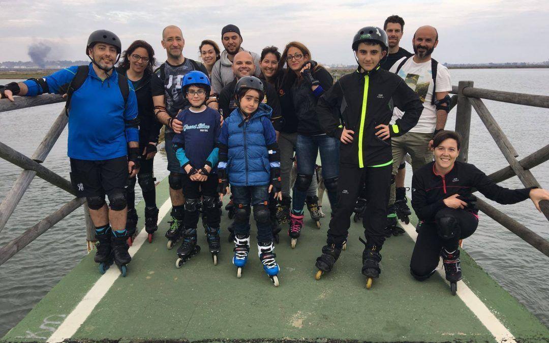 Ruta de patinaje de los Viernes / 13-05-16