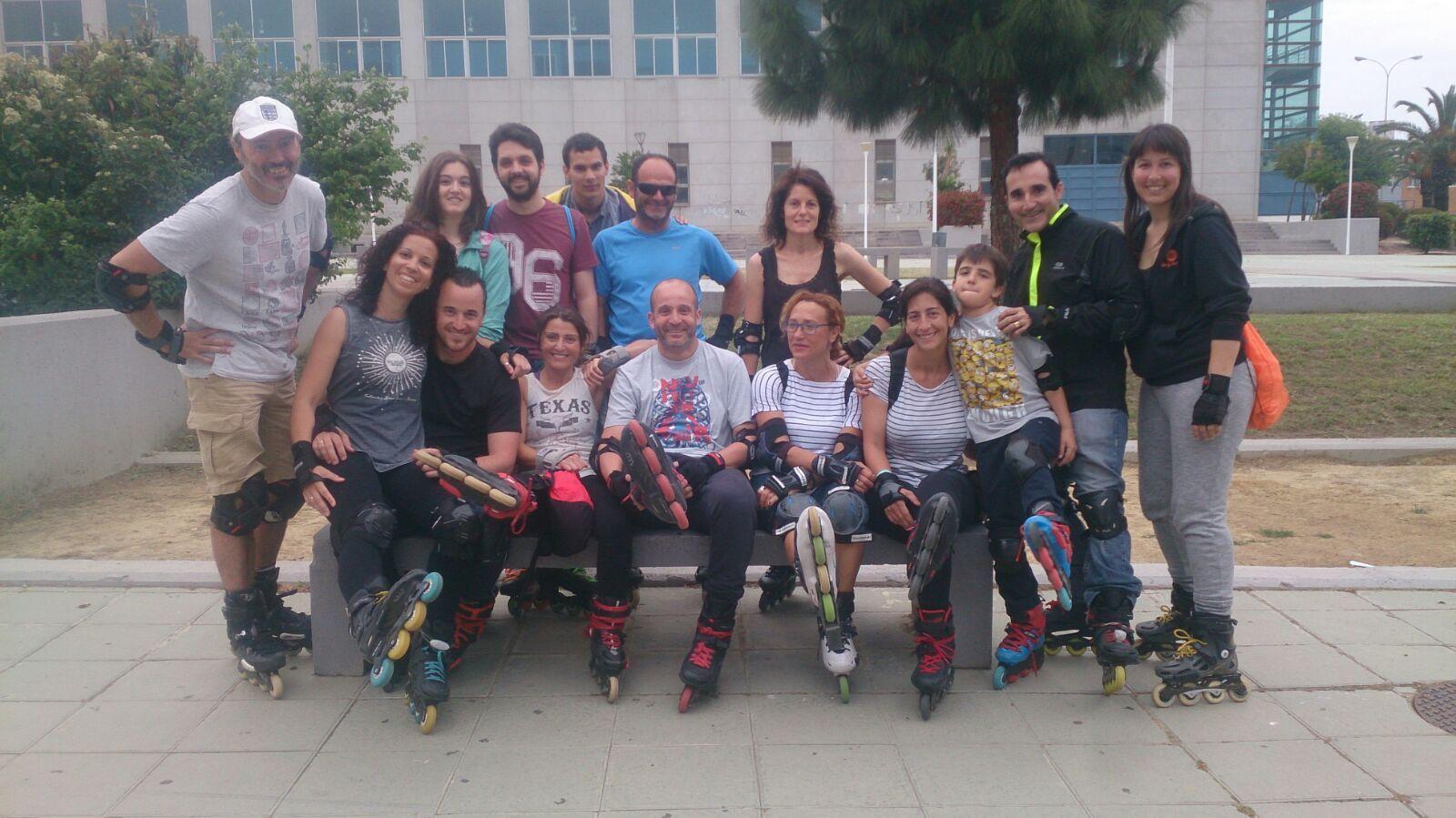 Escuela de patinaje en Sevilla y Huelva