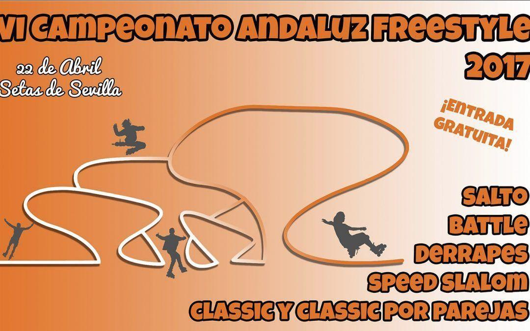 VI Campeonato Andaluz Freestyle 2017