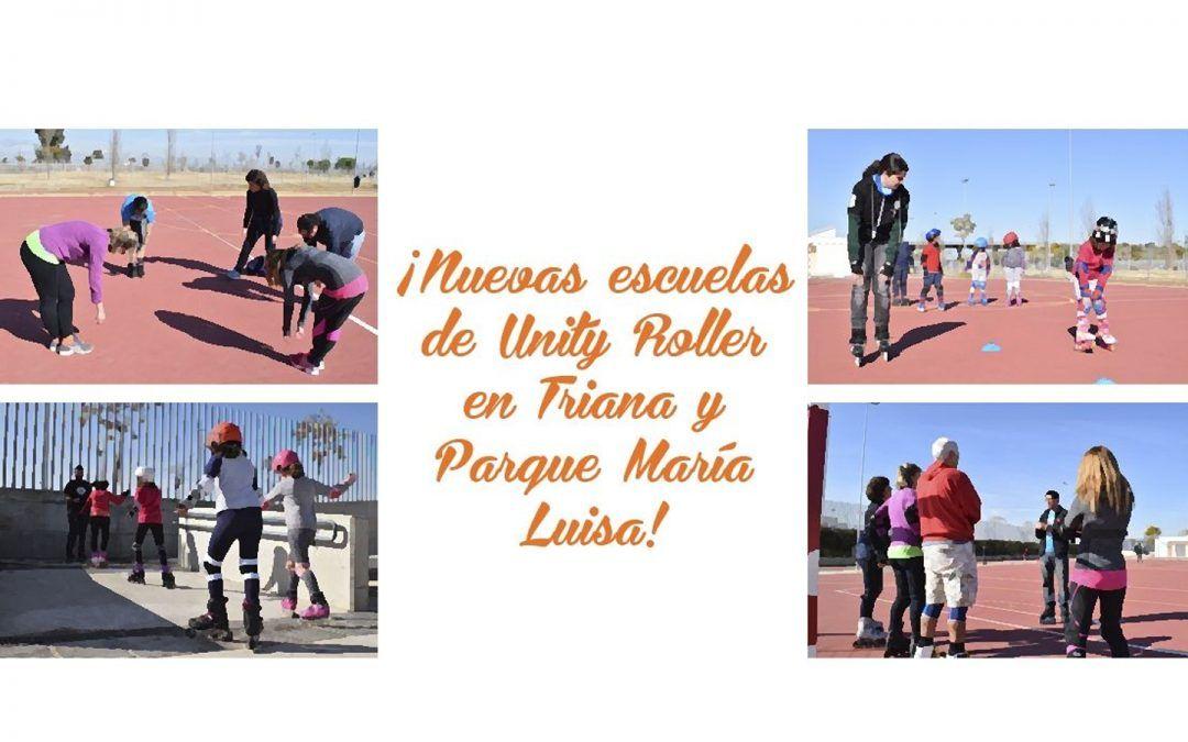 Nuevas escuelas en Triana y Parque María Luisa