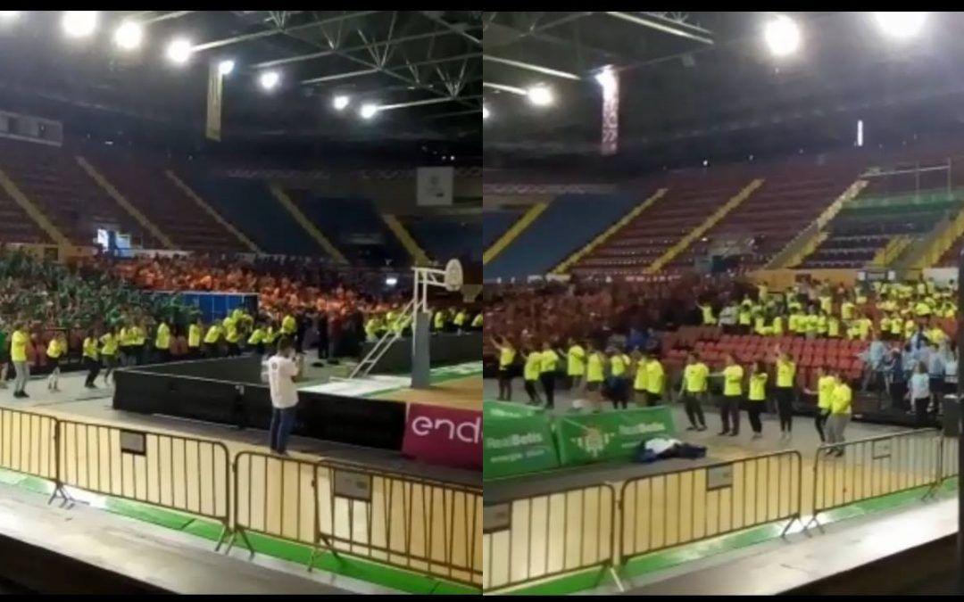 Mini olimpiadas escolares San Pablo 2018