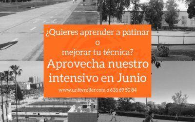 Intensivos de Junio en Sevilla
