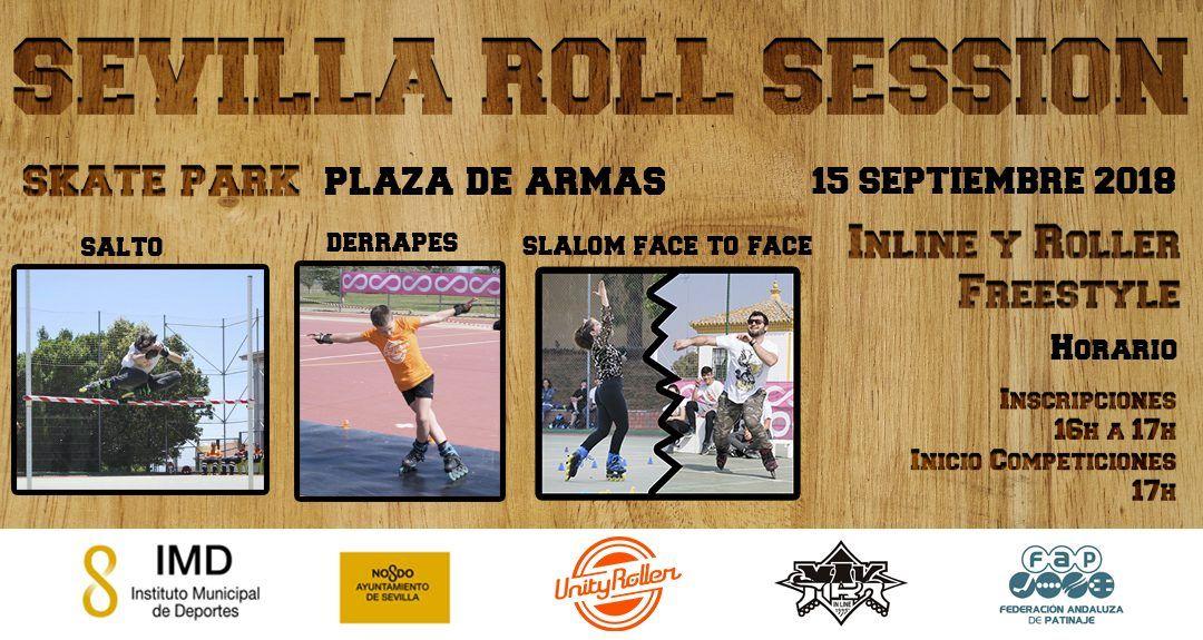 Sevilla Roll Session 2018