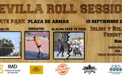Sevilla Roll Session 2018