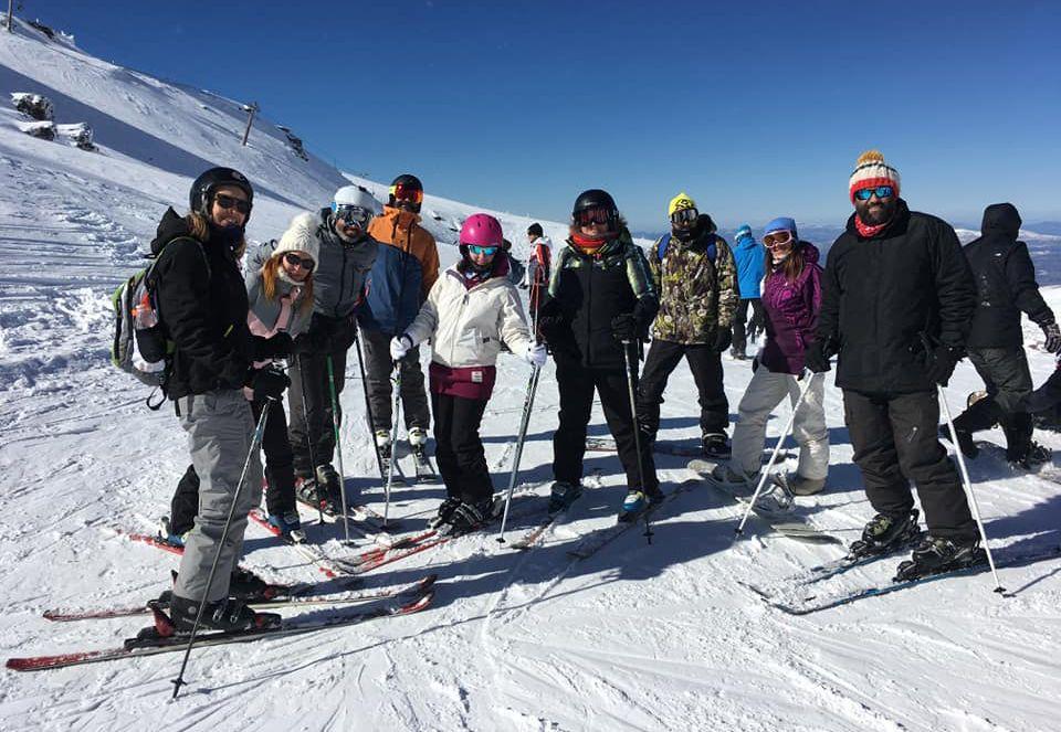 Nos sumamos al Día Mundial de la Nieve