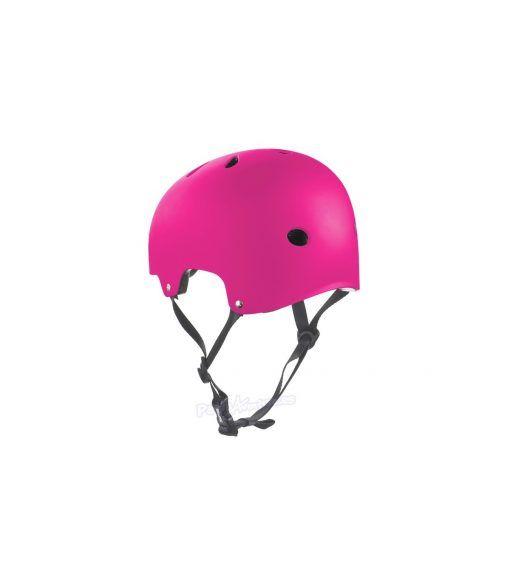 casco-integral-sfr-essentials-rosa-mate-niñas-