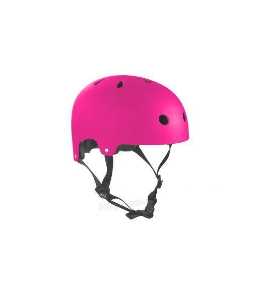 casco-integral-sfr-essentials-rosa-mate-niñas