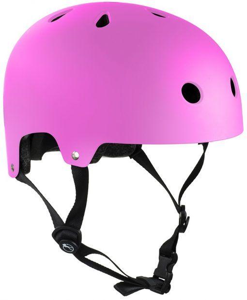 sfr-essentials-matte-skate-helmet-rosa